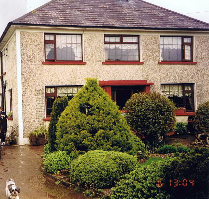 Residential Exterior Services: D.J. O'Connor Professional Decorating Services